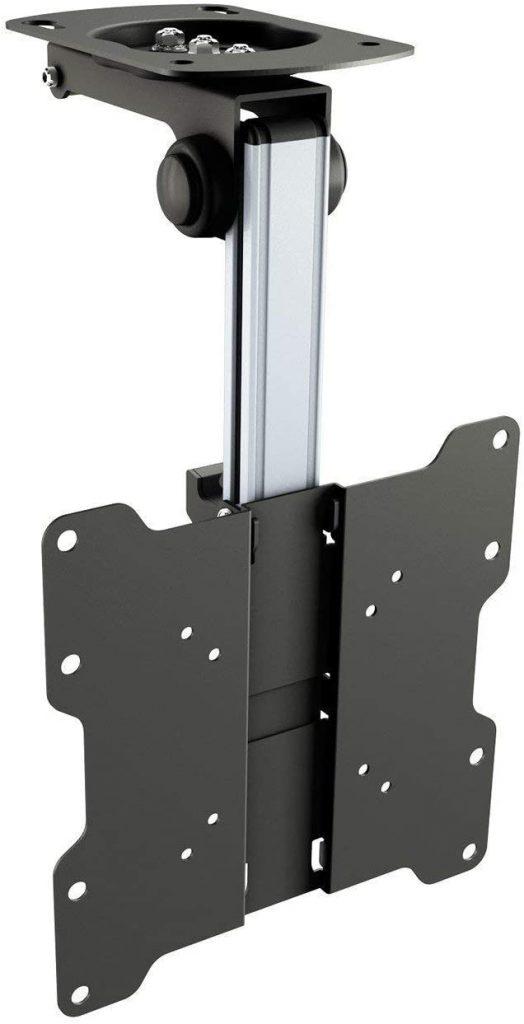 Soporte de tv para techo RICOO D0122, plegable, brazo universal