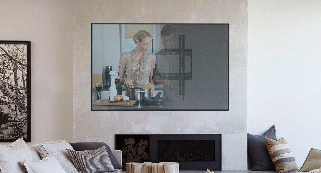 soporte de pared para tv by amazon, soporte fijo de 26 a 55 pulgadas EONO, mejor soporte tv pared, instalación televisores,tv 42 pulgadas precio