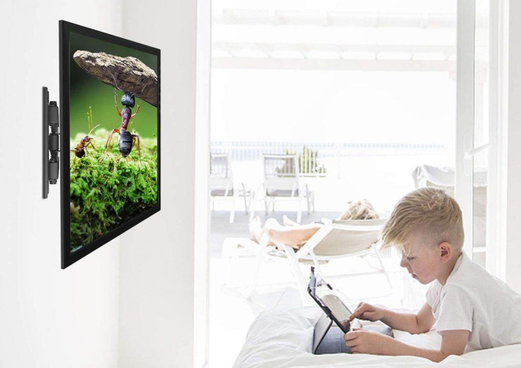 soprote tv televisores pared, mejores soportes, instalacion de soportes para tv, soporte led 32 pulgadas, colgar soporte tv en pladur
