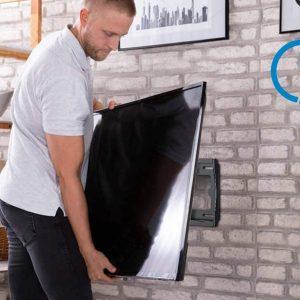desmontar soporte de tv