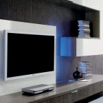 soporte pared diseño minimalista