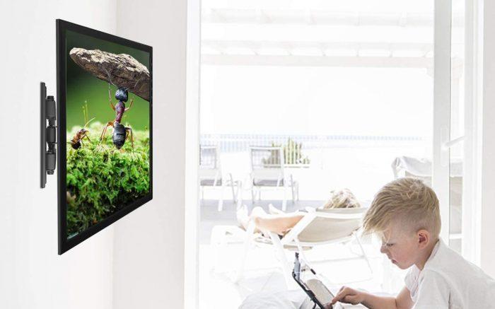 soprote tv televisores pared, mejores soportes
