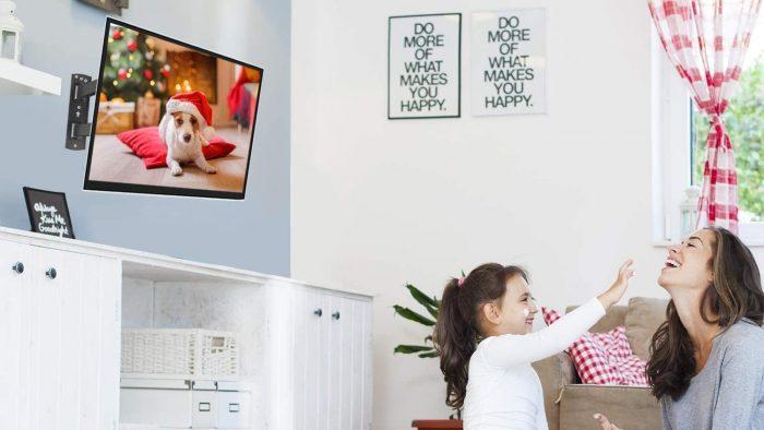soporte de tv pared brazo extensible mejor soporte televisores